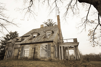 Taking the Spooky Feeling Out of Foreclosures