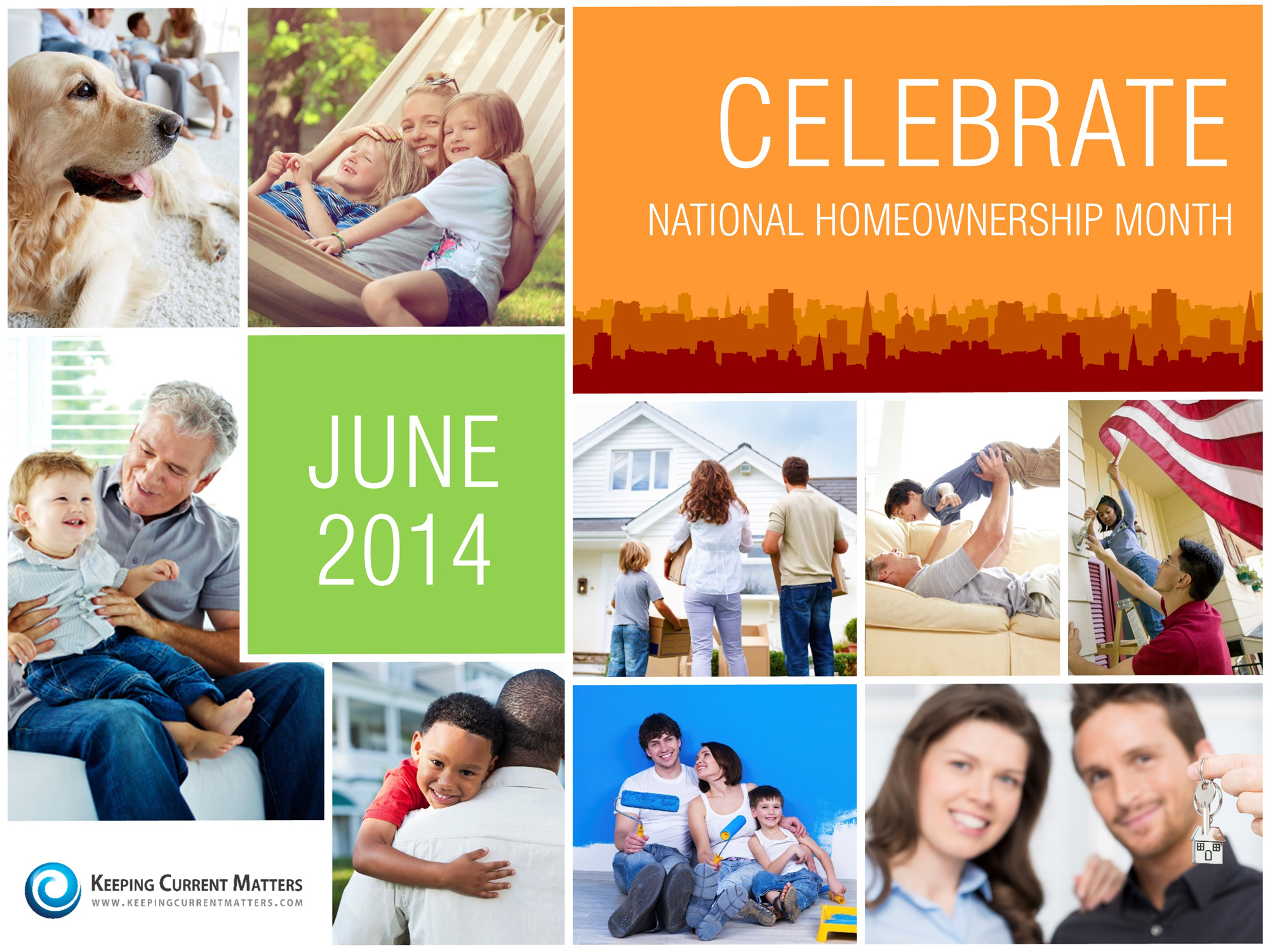 June is National Homeownership Month!!