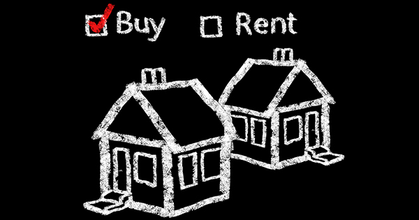 Buying a Home is 38% Less Expensive than Renting! | Keeping Current Matters