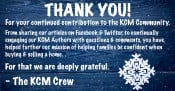 Happy Holidays From The KCM Crew | Keeping Current Matters