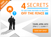 4 Secrets To Getting Buyers & Sellers Off The Fence [WEBINAR] | Keeping Current Matters