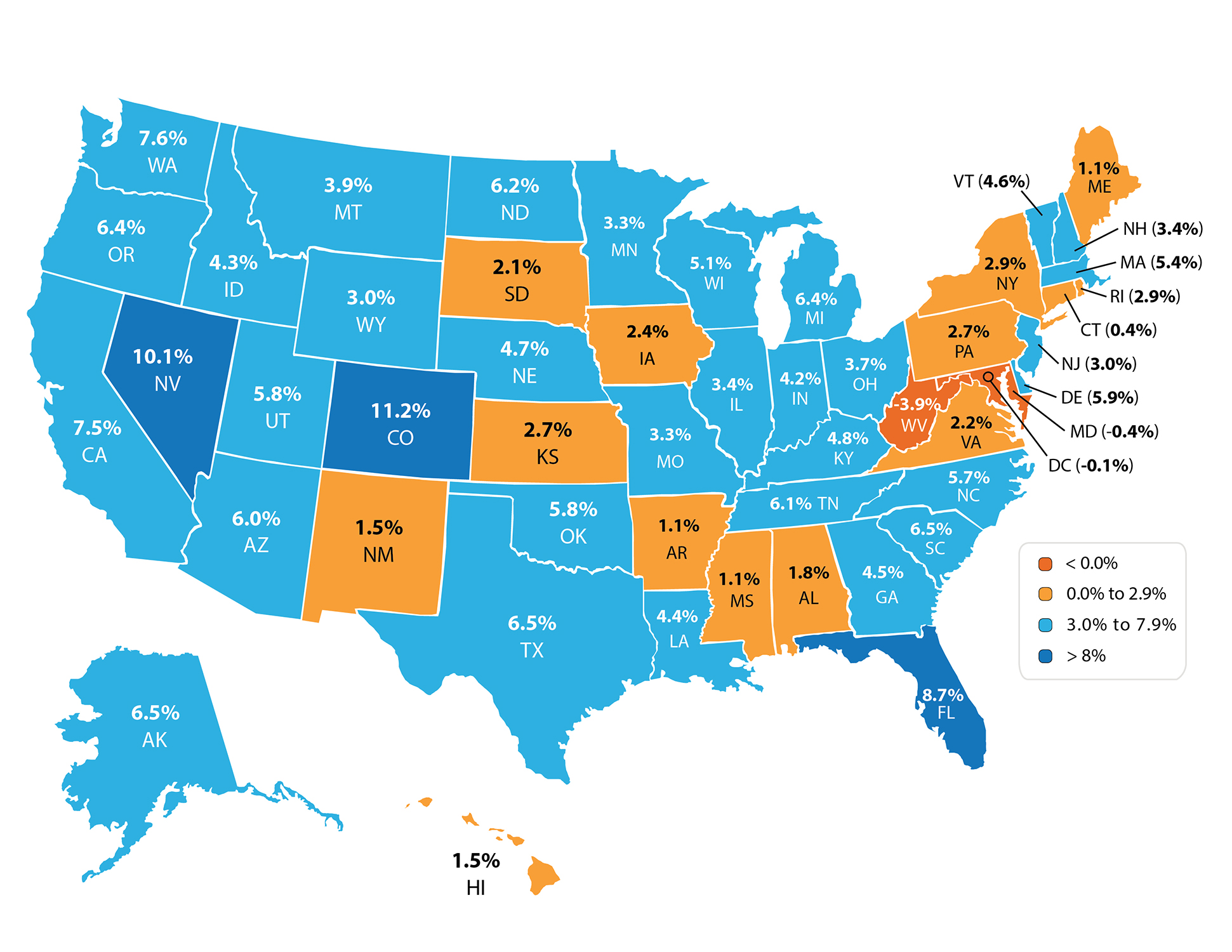 FHFA Releases 1st Quarter 2015 Home Price Index