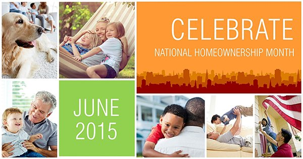 ¡Hoy inicia el mes nacional de ser propietario de casa!