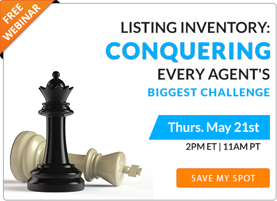 Listing Inventory: Conquering Every Agent's Biggest Challenge | Keeping Current Matters