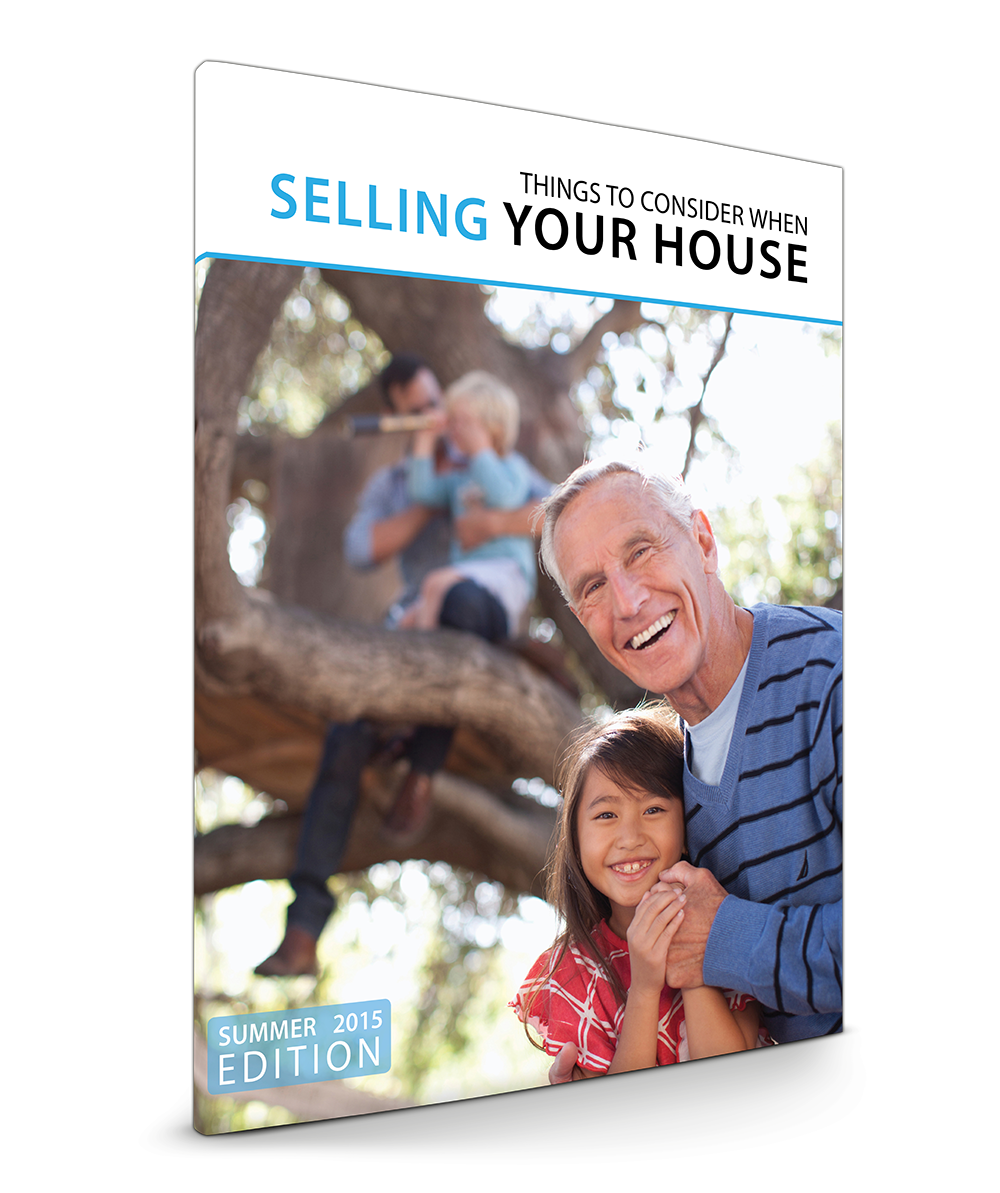 Things To Consider When Selling Your House   Summer 2015   Keeping Current Matters