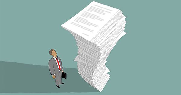 Applying For A Mortgage: Why So Much Paperwork?