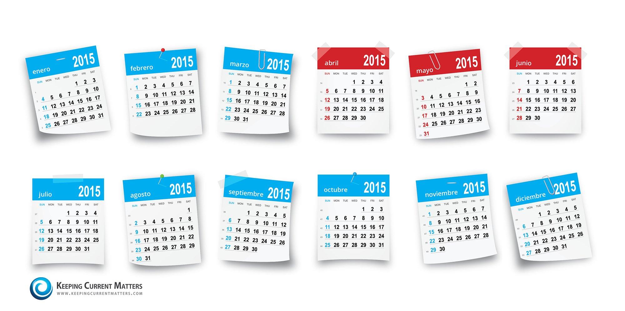 en cuales meses la mayoría de las personas pusieron sus casas a la venta en 2015 | Keeping Current Matters