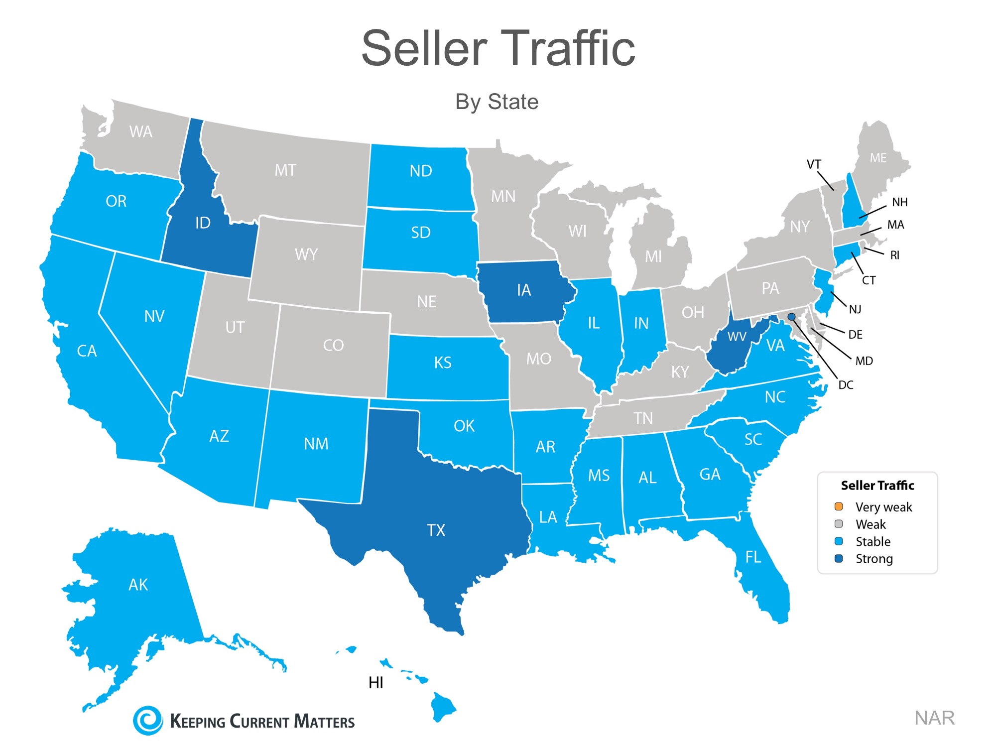 Buyer Demand Continues Outpacing the Supply of Homes for Sale | Keeping Current Matters