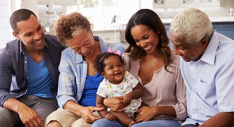 ¡Los hogares multigeneracionales pueden ser la respuesta al aumento de precio