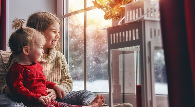 4 Reasons to Buy a Home This Winter! | Keeping Current Matters