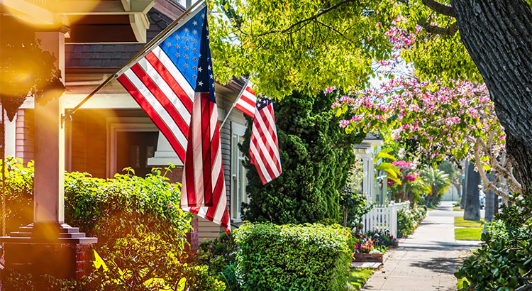 93% Believe Homeownership Is Important in Attaining the American Dream | Keeping Current Matters