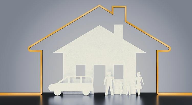 Mudarse a una casa más grande es MÁS asequible ahora que casi en cualquier otro momento en 40 años