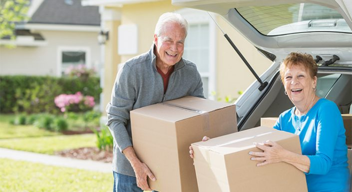 Baby Boomers are Downsizing, Are You Ready to Move? | Keeping Current Matters