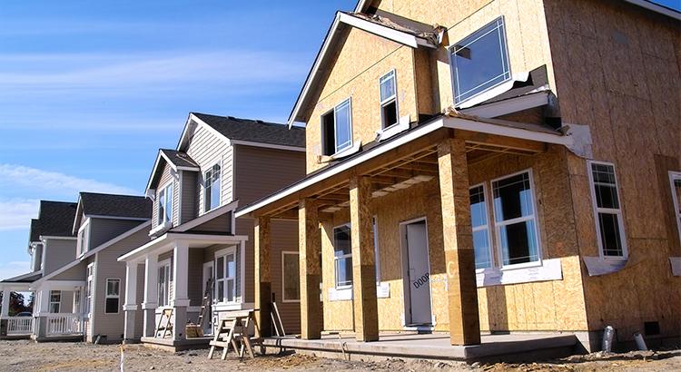 Las ventas de casas nuevas aumentaron 12.7 % respecto al año pasado