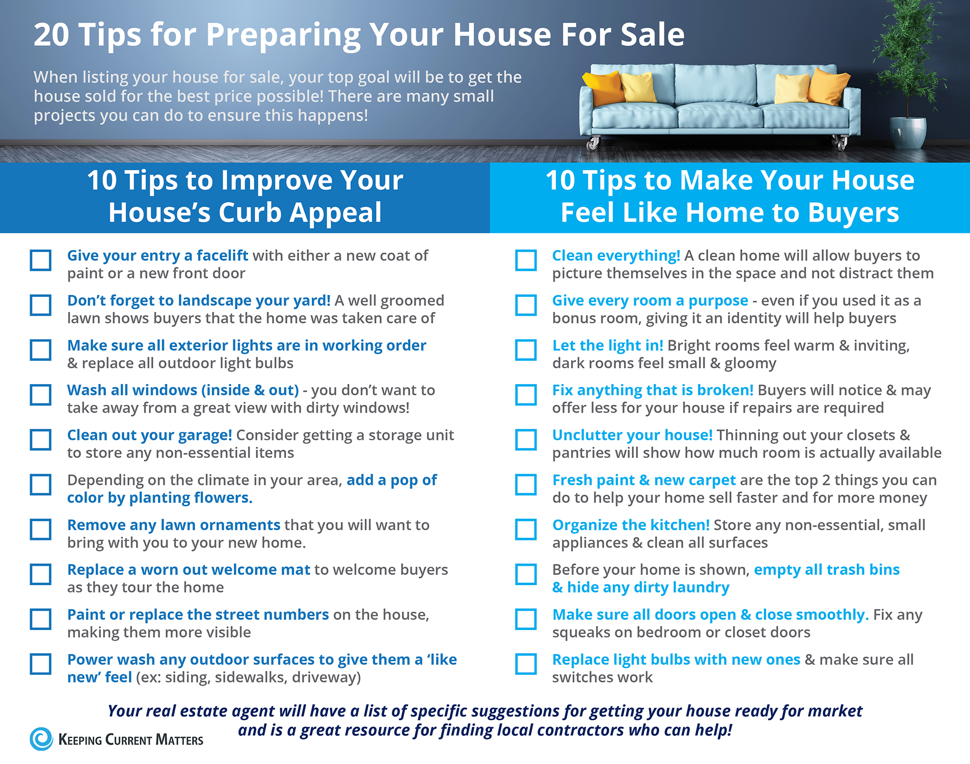 20 Tips For Preparing Your House This Fall Infographic Keeping Cur