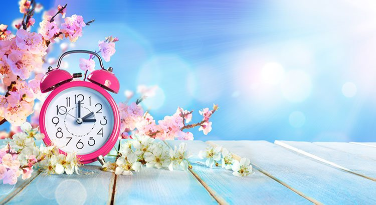 Preparing to Spring Forward [INFOGRAPHIC] | Keeping Current Matters