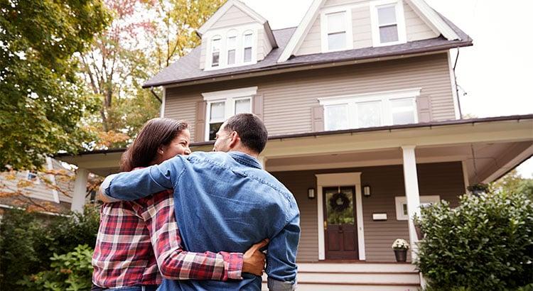 La sensación que obtiene al ser propietario de su casa