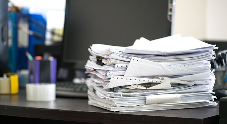 Why Is So Much Paperwork Required to Get a Mortgage? | Keeping Current Matters