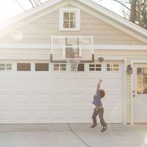 Replacing a garage door can make a big impact on the exterior of your home.