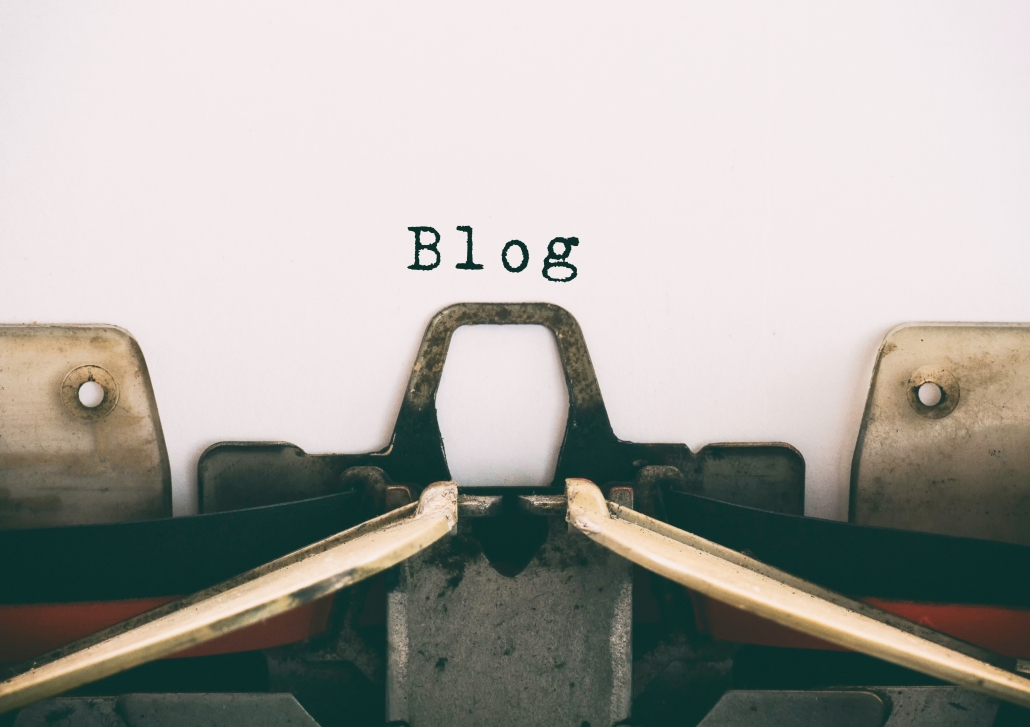 A blog is a great way to establish yourself as an expert.