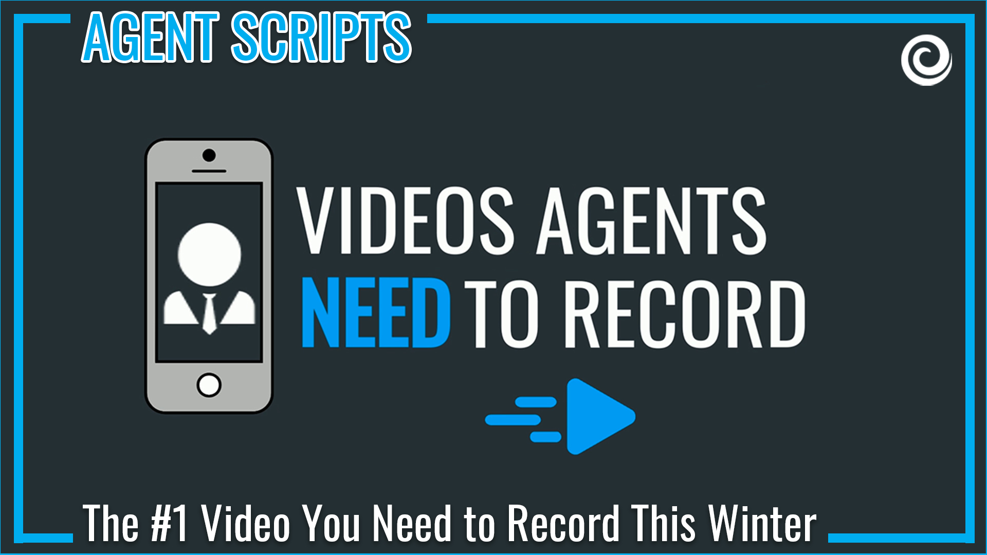 Important real estate agent scripts