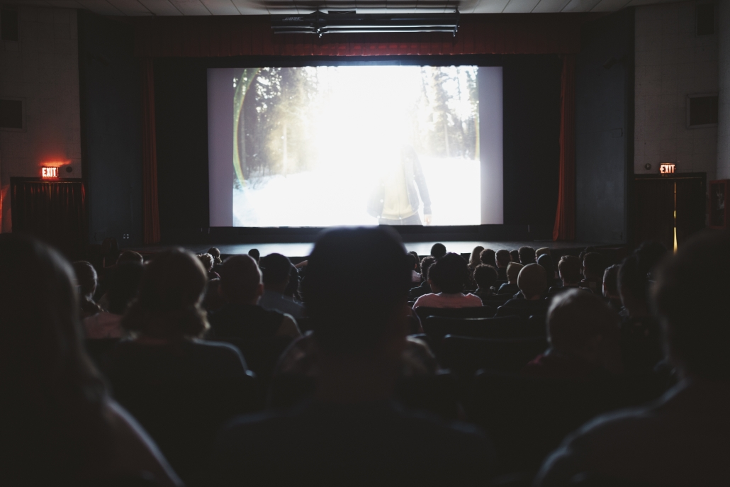 Movie screenings are a great real estate client appreciation event.