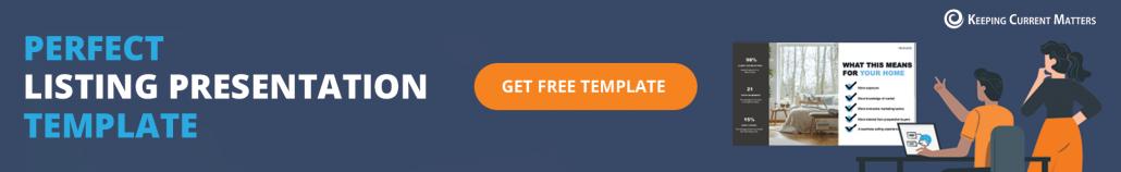 Free listing presentation template for realtors