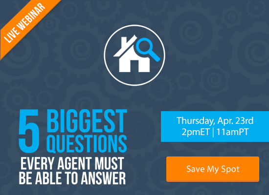 5 Biggest Questions Every Agent Must Be Able to Answer [LIVE WEBINAR] | Keeping Current Matters