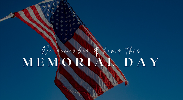 We Remember & Honor Those Who Gave All | Keeping Current Matters