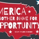 America Is Another Name for Opportunity [INFOGRAPHIC] | Keeping Current Matters