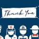 Thank You, Essential Workers | Keeping Current Matters