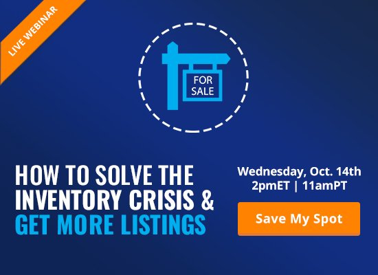 How to Solve the Inventory Crisis & Get More Listings | Keeping Current Matters