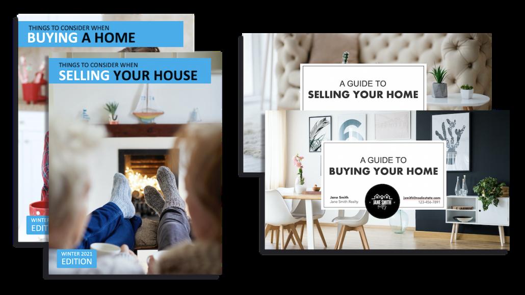 Buyer/Seller Guides & Presentations