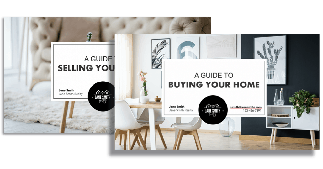 Listing & Buyer Presentation Mockup