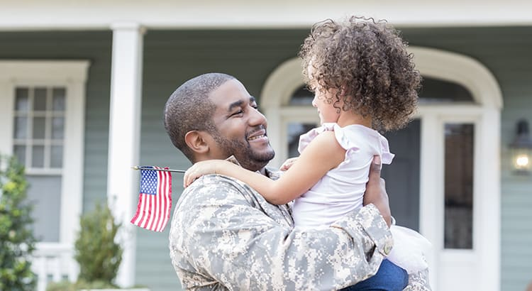 Home Sellers: There Is an Extra Way To Welcome Home Our Veterans | Keeping Current Matters