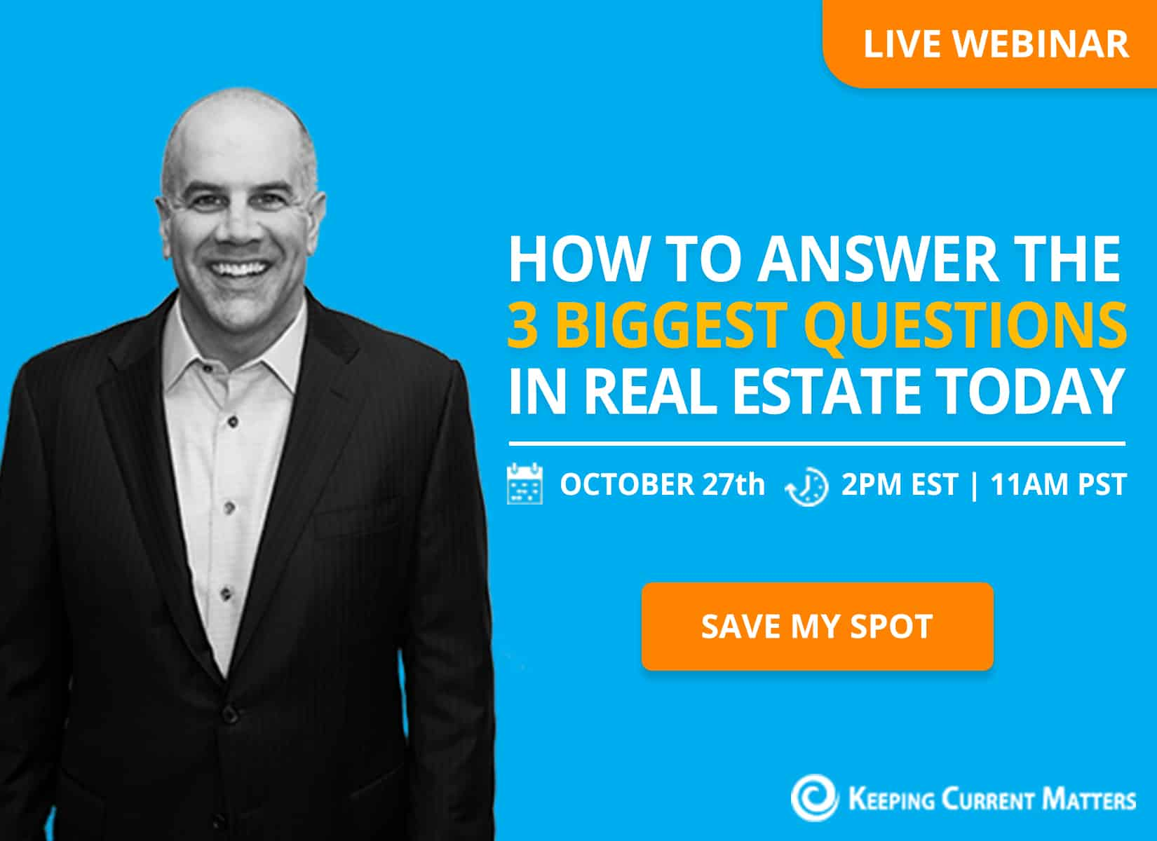 How to Answer the 3 Biggest Questions in Real Estate Today | Keeping Current Matters
